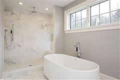 Beautiful New Construction in the chestnut hill area luxury homes
