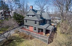 updated Shingle-style Victorian luxury real estate