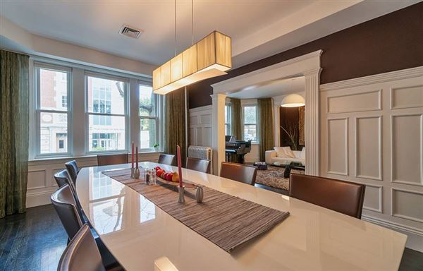 Luxury real estate Luxury living in highly desirable Coolidge Corner