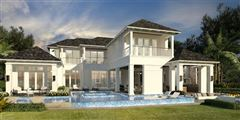 Luxury properties exceptional wide water property