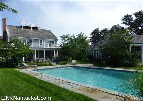 Fabulous Retreat in Nantucket luxury homes