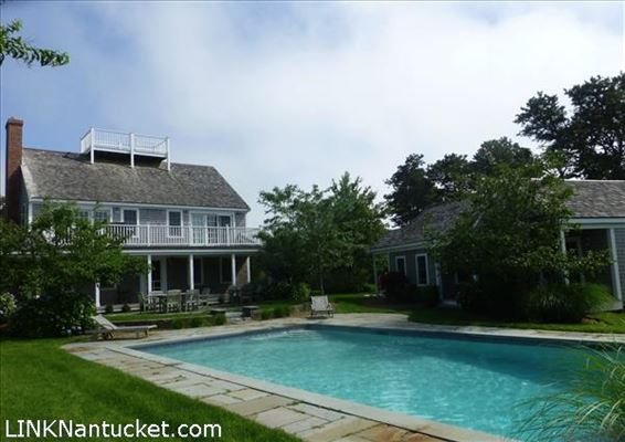 Fabulous Retreat in Nantucket luxury real estate