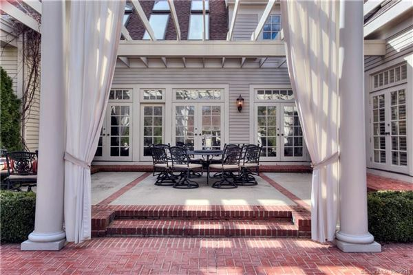Stunning year-round retreat beautifully sited luxury homes