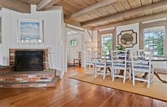 Direct waterfront home with dock mansions
