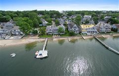 Mansions Direct waterfront home with dock