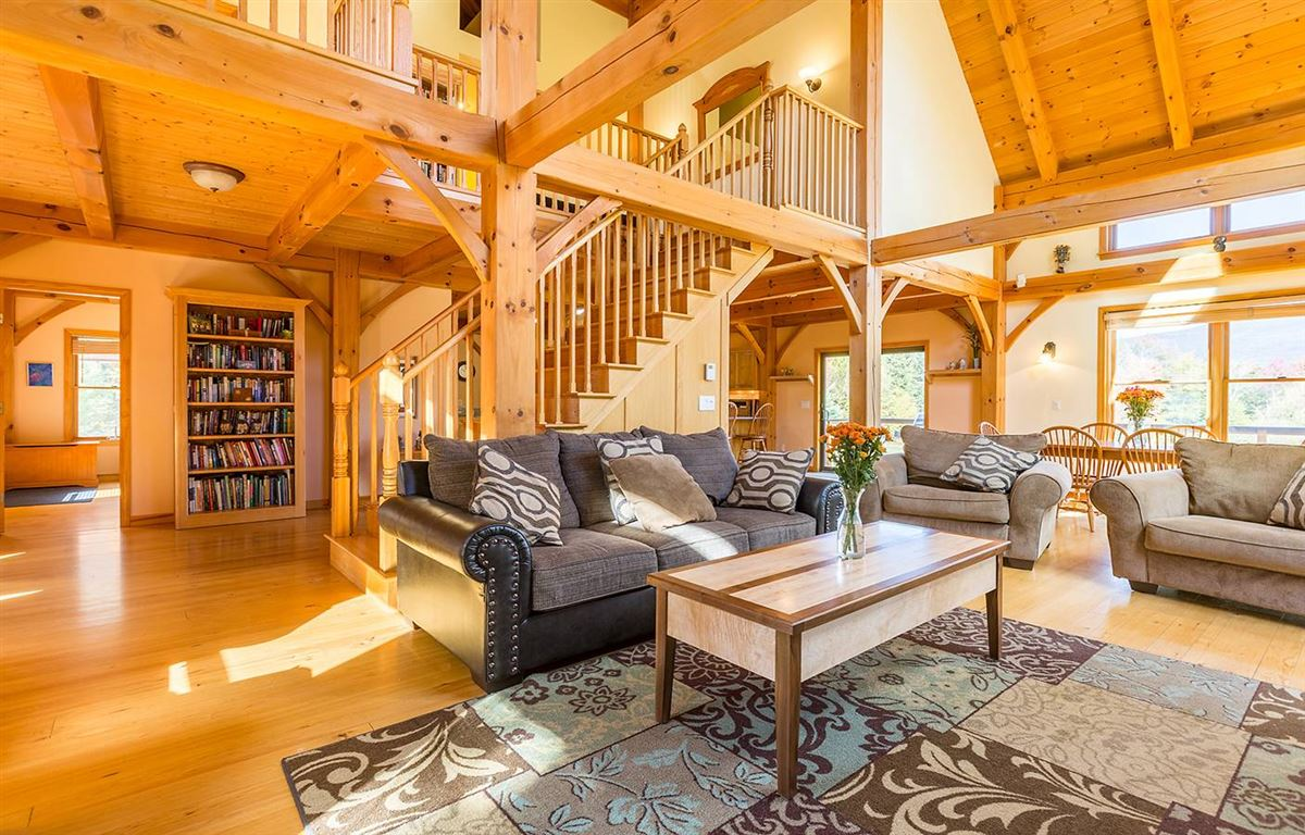 a beautiful Stratton home luxury real estate