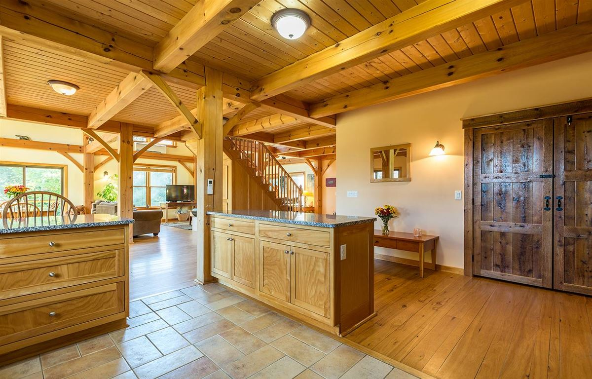 Luxury real estate a beautiful Stratton home