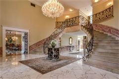 Luxury real estate premier estate in a park-like setting