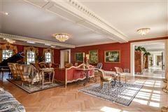 Luxury properties premier estate in a park-like setting