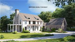 Mansions proposed new home high above Lake Waramaug