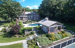 Luxury homes in exceptional architectural estate