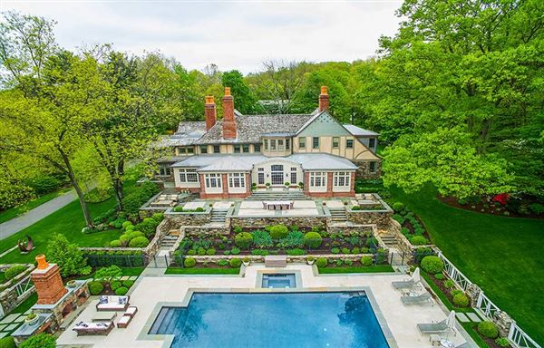 Luxury properties exceptional architectural estate