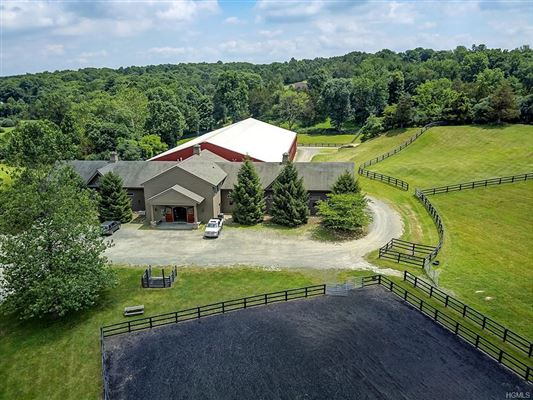 Luxury homes luxury-designed equestrian property