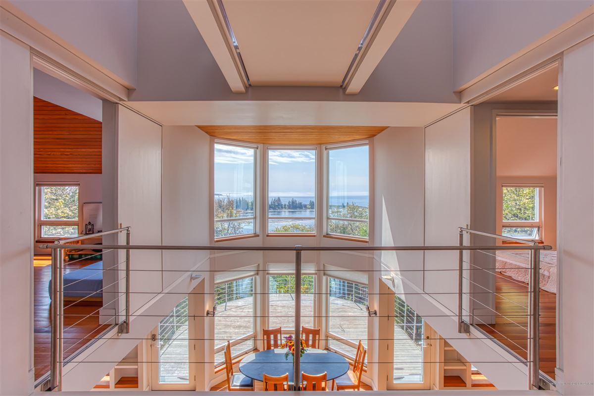 architect designed waterfront home mansions