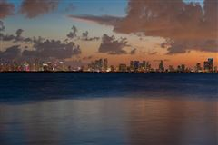 Luxury properties exceptional wide bay and downtown skyline views