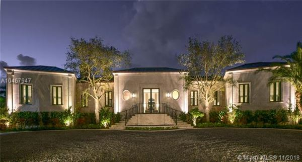A waterfront classic  luxury homes