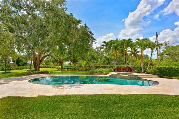 tasteful updates in pinecrest luxury real estate