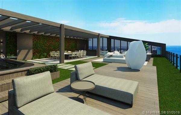 Luxury properties the upper penthouse in muse