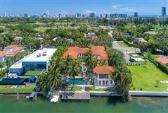 Mansions Spectacular Miami Beach Modern Mediterranean