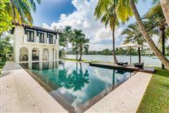Luxury homes in Spectacular Miami Beach Modern Mediterranean