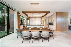 Luxury properties New contemporary Bayfront mansion