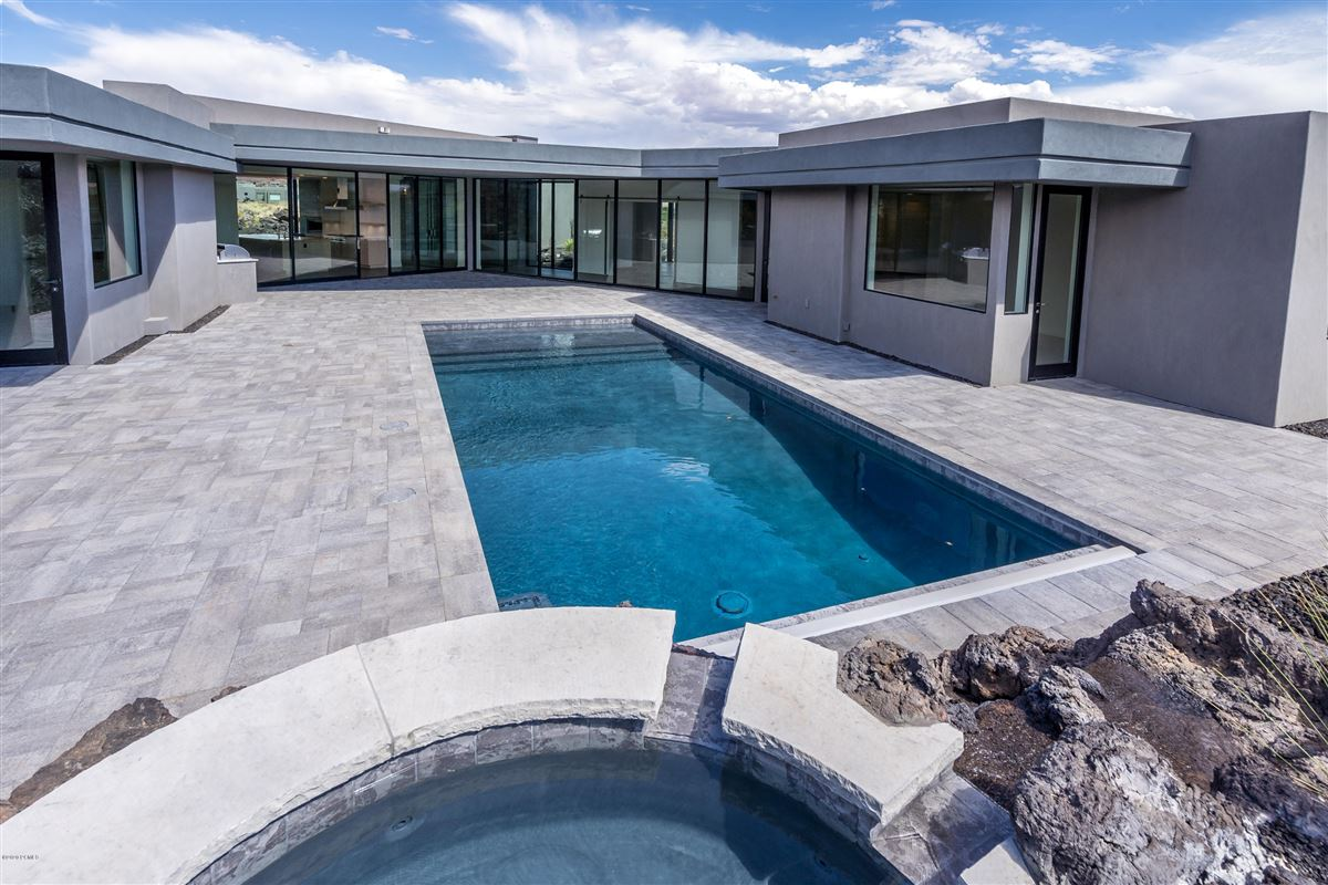 highly desirable Chaco West Subdivision luxury properties