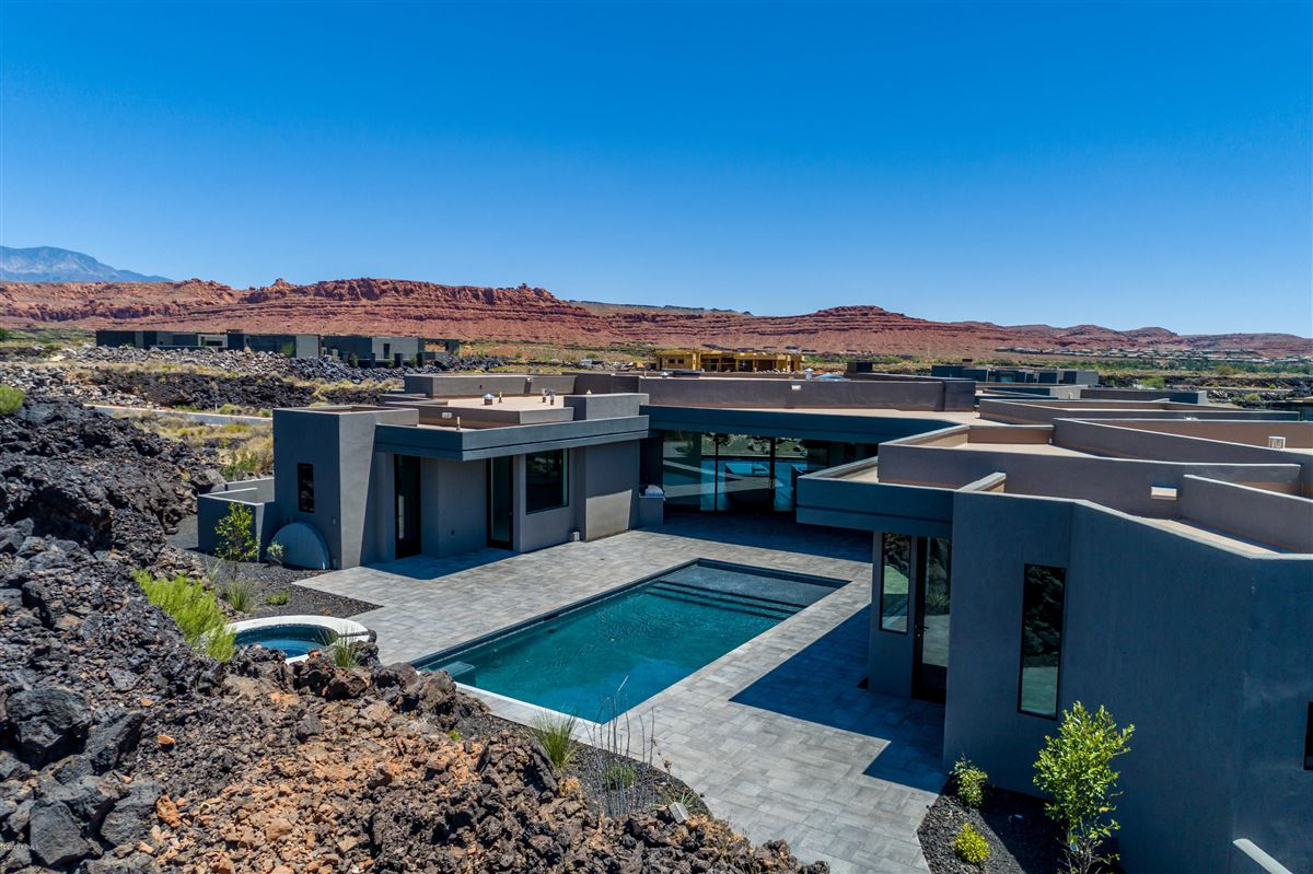 Mansions  highly desirable Chaco West Subdivision