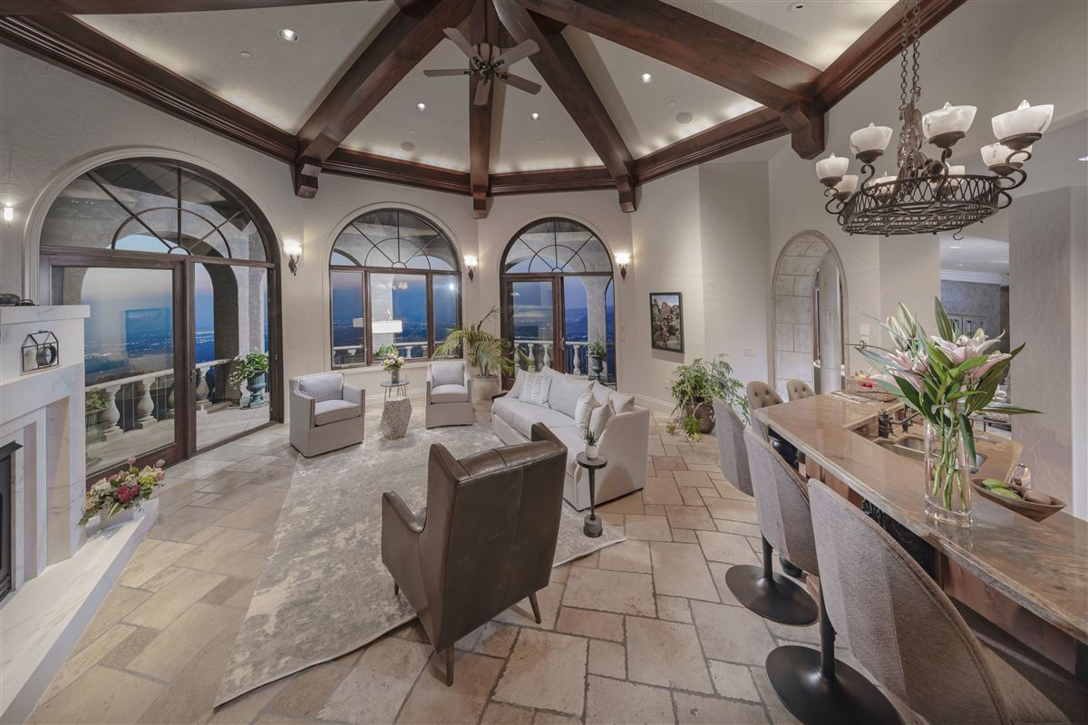 Monte Olimpo in salt lake valley luxury homes