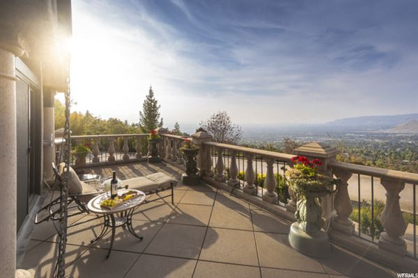 Monte Olimpo in salt lake valley luxury real estate