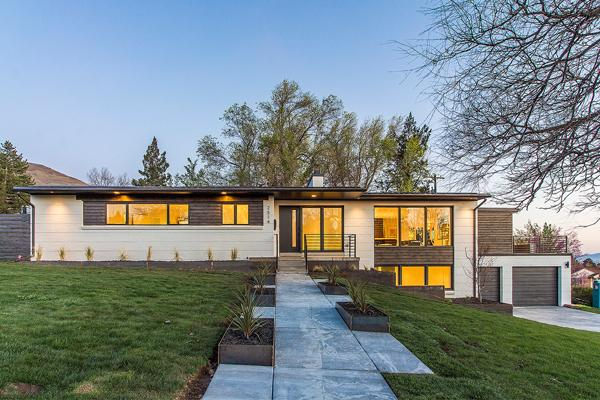 Gorgeous Modern Rambler In Ideal Location Utah Luxury