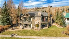 Mansions one-of-a-kind property on the Park Meadows golf course