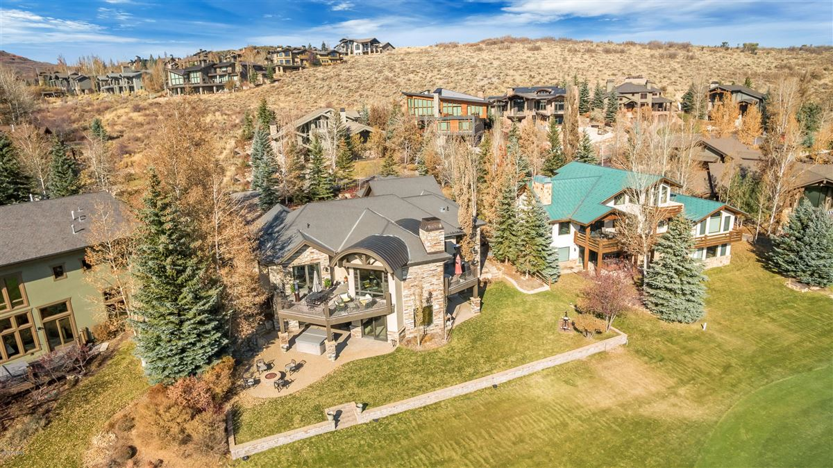 Mansions in one-of-a-kind property on the Park Meadows golf course