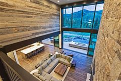 Luxury properties contemporary ski residence in the colony