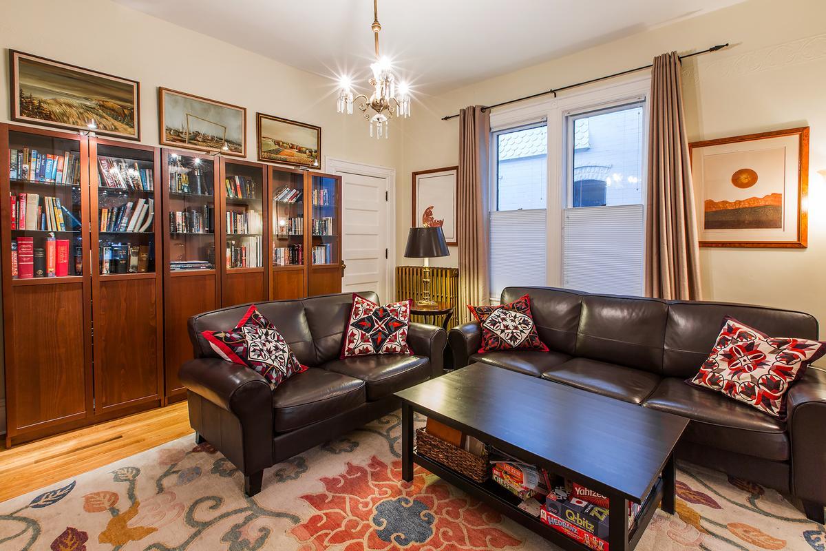 Luxury properties Fully Restored Victorian