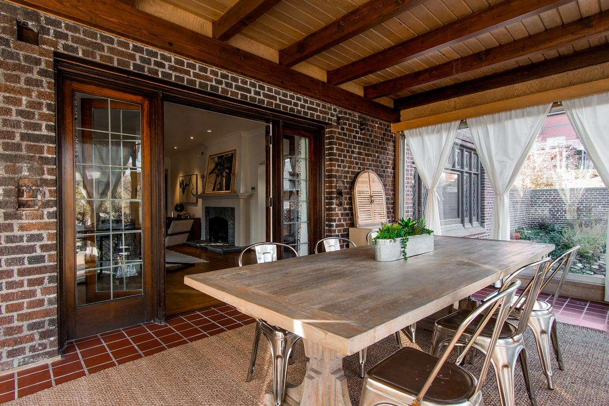 Historic Victorian Tudor with Modern Appeal luxury real estate