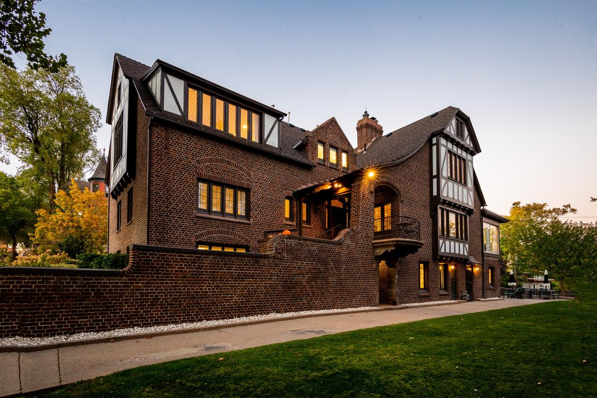 Historic Victorian Tudor with Modern Appeal mansions