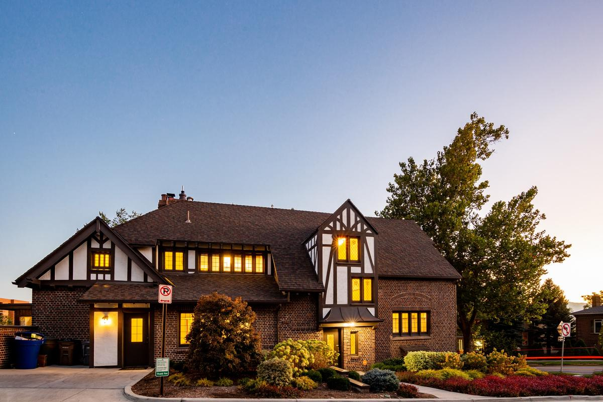 Luxury homes in Historic Victorian Tudor with Modern Appeal