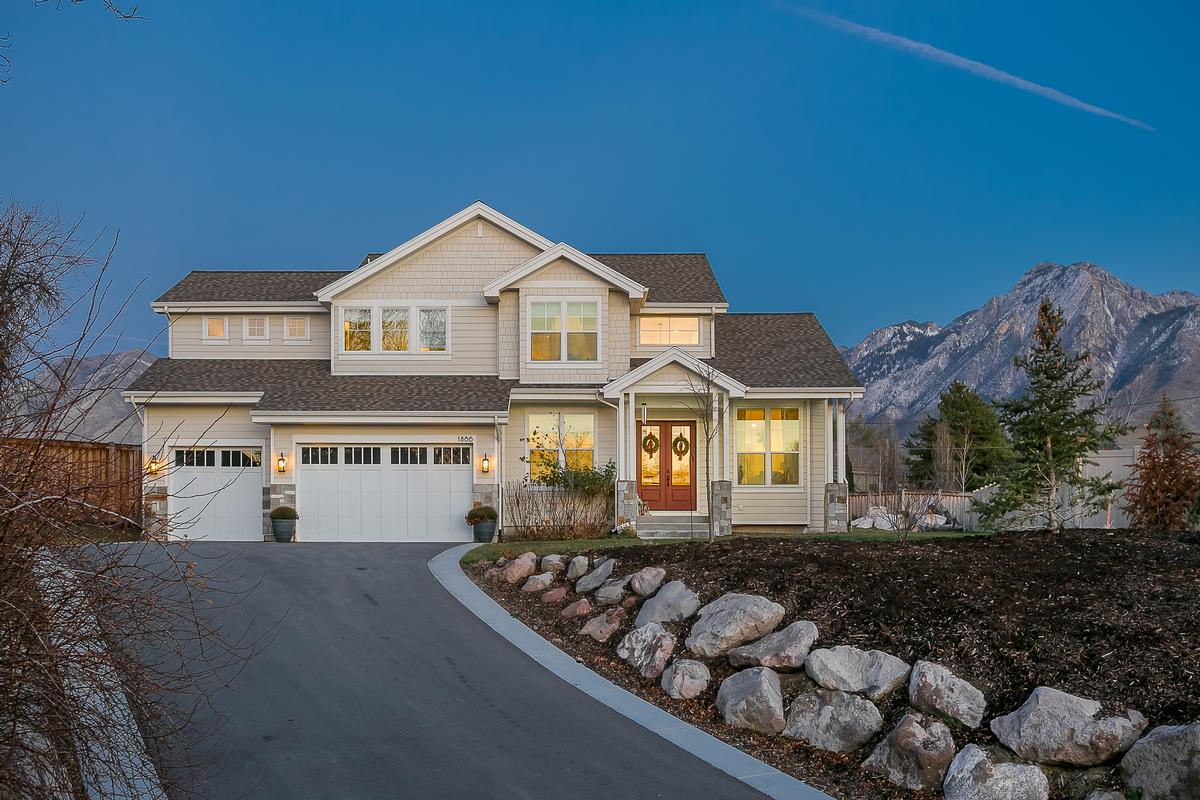 Clean Timeless Design With Spacious Floorplan