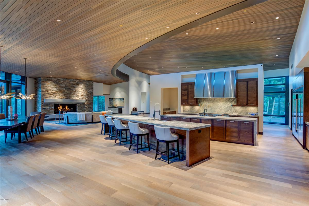 a new standard for contemporary living in Utah luxury homes