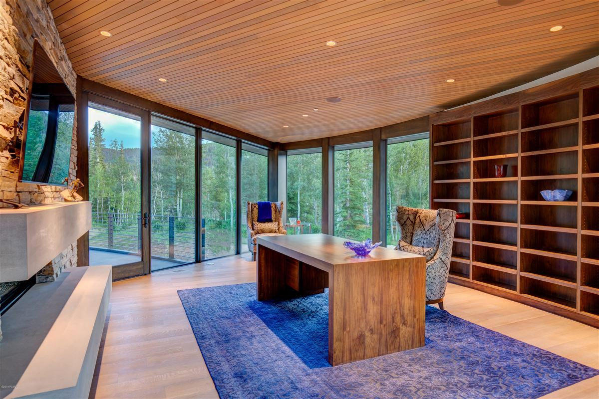 Mansions in a new standard for contemporary living in Utah
