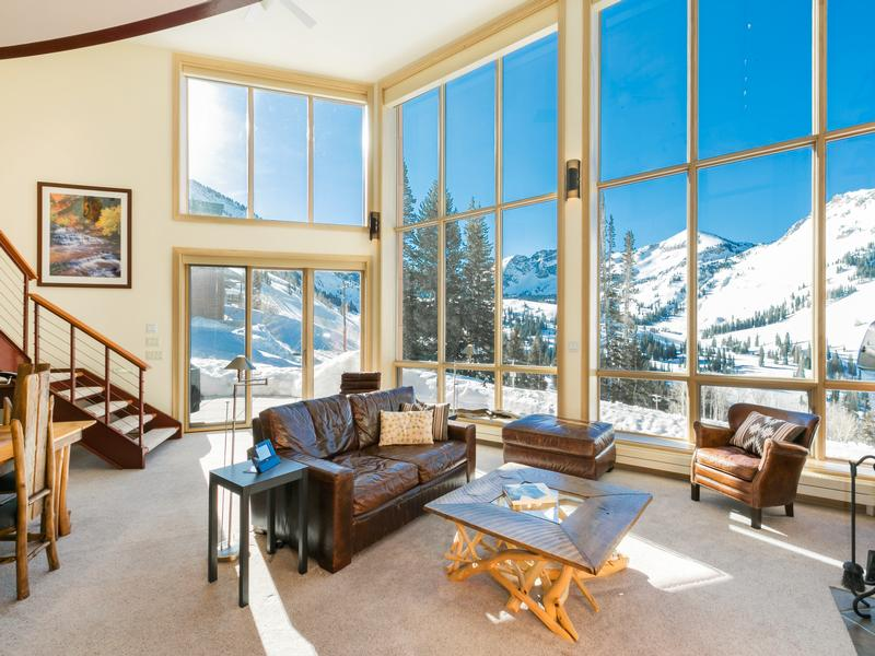 Rare Alta Ski Home luxury properties