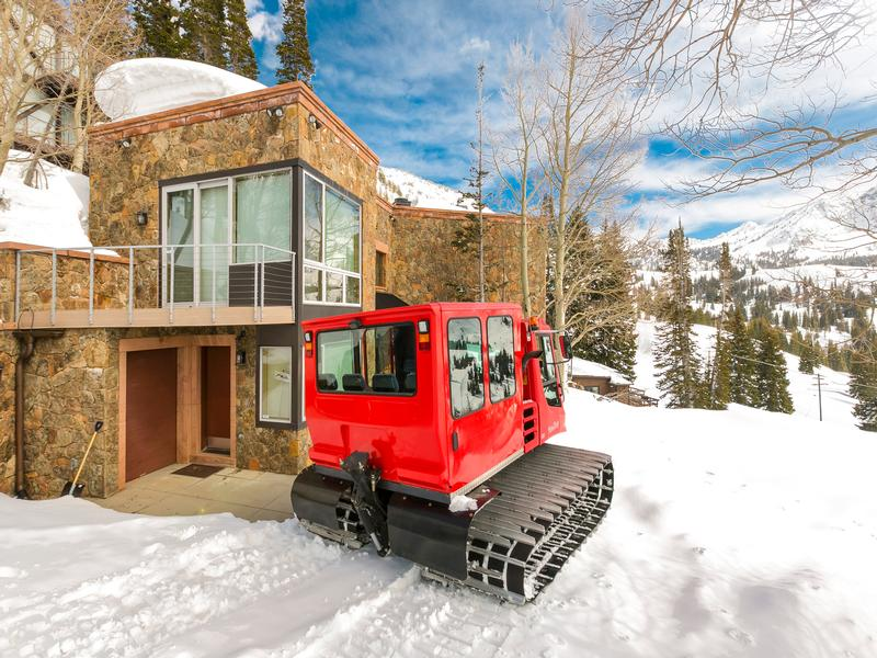 Rare Alta Ski Home luxury homes