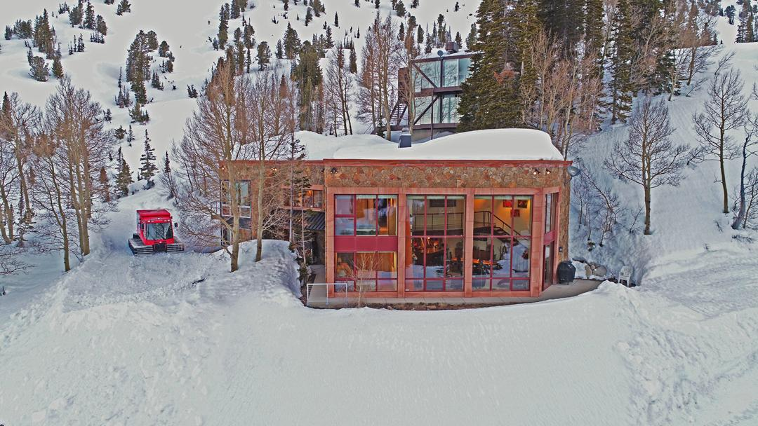 Luxury homes in Rare Alta Ski Home