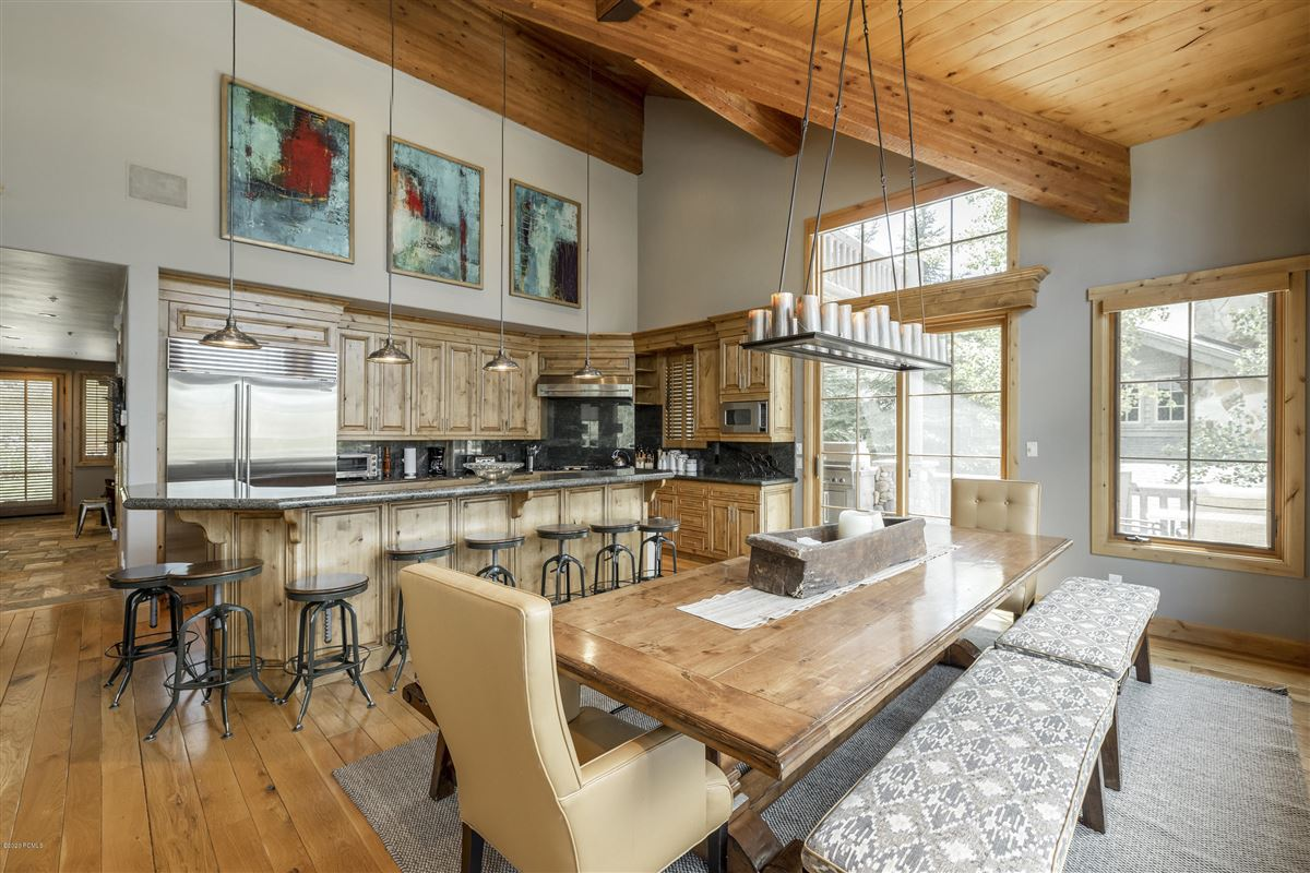 Luxury properties Unbeatable ski-in-ski-out access to Deer Valley