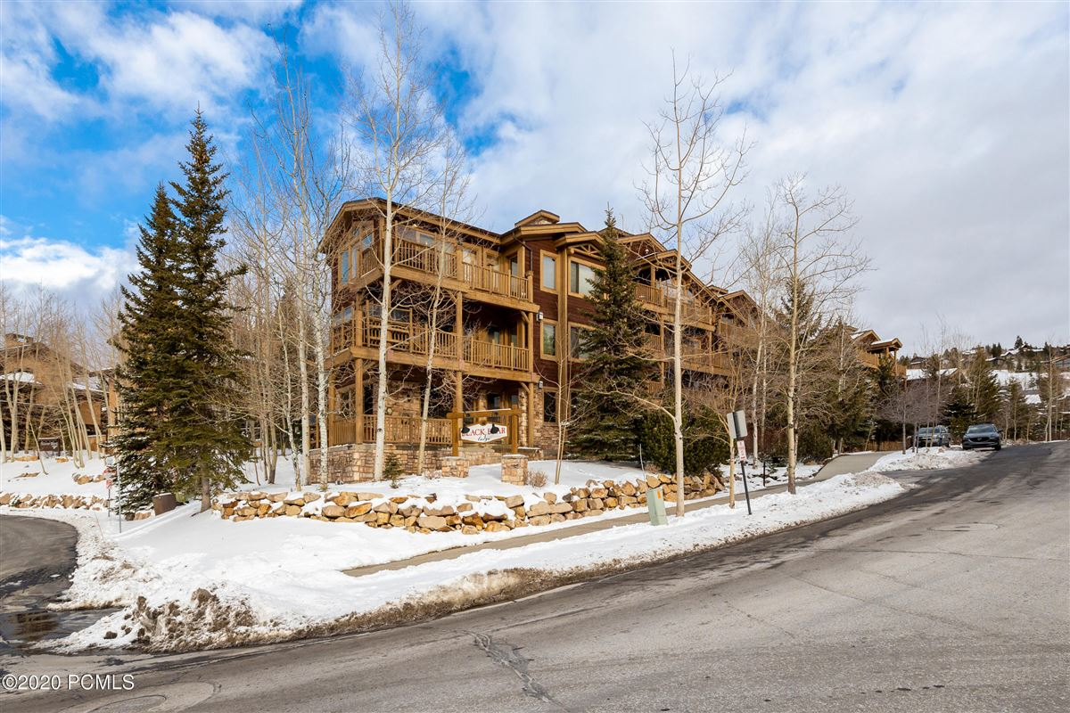 Luxury homes in Rare Double Unit in Upper Deer Valley