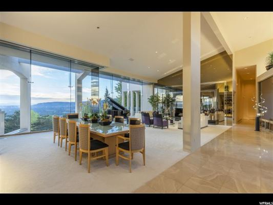 Salt Lake Countys most iconic view home luxury real estate