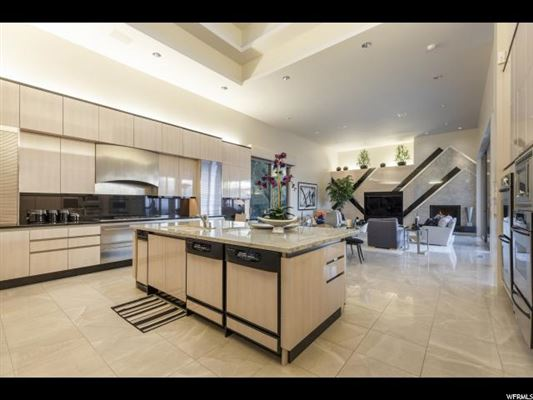 Luxury properties Salt Lake Countys most iconic view home