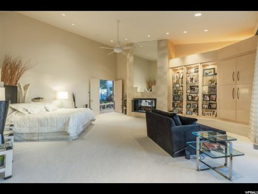 Luxury real estate Salt Lake Countys most iconic view home
