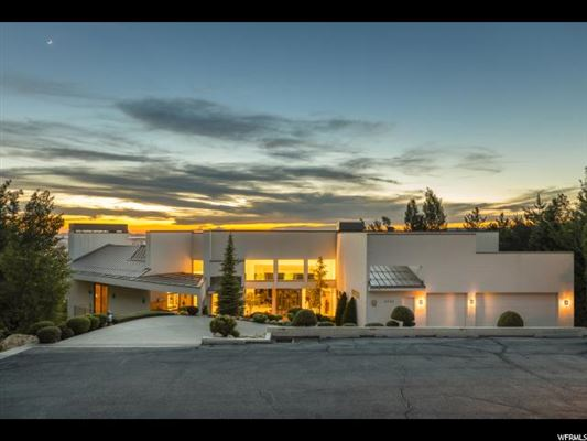 Salt Lake Countys most iconic view home mansions