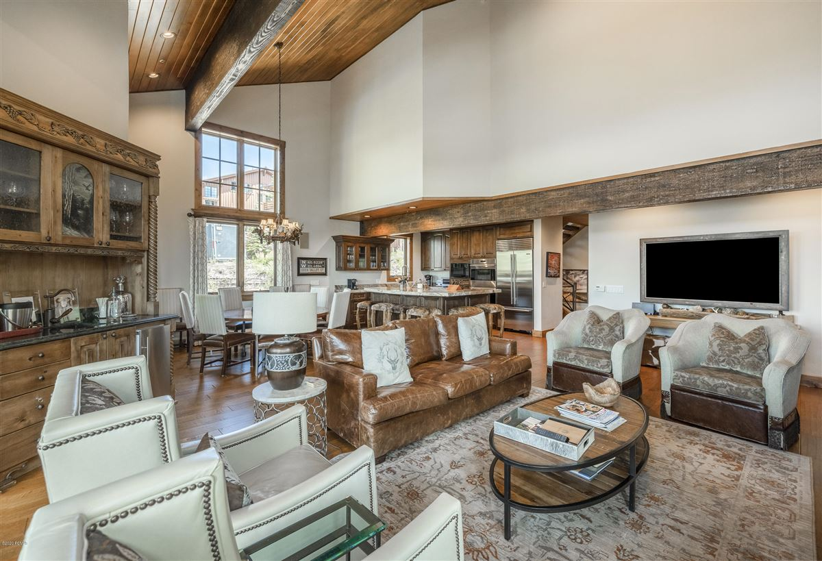 Free Standing Deer Valley Home with Incredible Views luxury homes